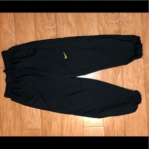 Nike Livestrong sweats EXCELLENT condition Dri Fit